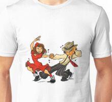 Lindy-Hoppers Unisex T-Shirt