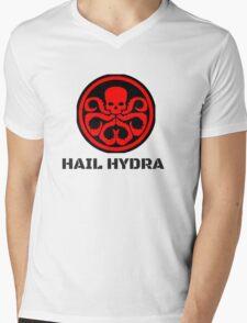 Hail Hydra: Agents of Shield Mens V-Neck T-Shirt