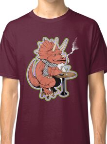 Ty the Triceratops LGBT Dinos! Classic T-Shirt