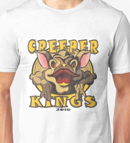 CREEPER KINGS - Enhanced.... Unisex T-Shirt