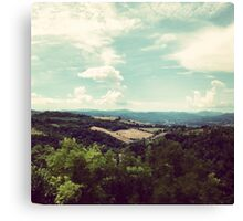 Land Of San Luca Canvas Print