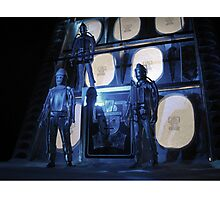 The Tomb of the Cybermen Photographic Print