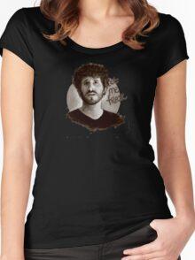 Original Pancake Women's Fitted Scoop T-Shirt