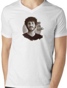 Original Pancake Mens V-Neck T-Shirt