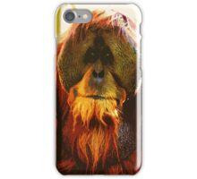 Orangutan iPhone Case/Skin