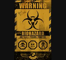 UNIT - BIOHAZARD  Unisex T-Shirt