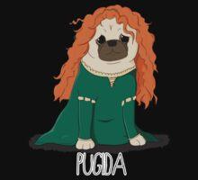 Pugida! One Piece - Short Sleeve