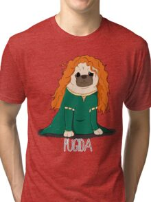 Pugida! Tri-blend T-Shirt