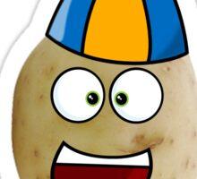 Haters Gonna Hate, Potatos Gonna Potate! Sticker