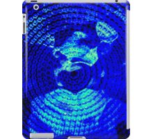 Blue Circles iPad Case/Skin