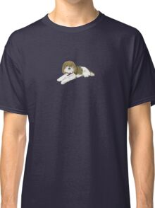 "Wonder Dog ""Blossom"" Classic T-Shirt"