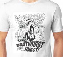 Bratwurst with a Hurst! Unisex T-Shirt