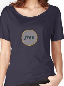 FREE Women's Relaxed Fit T-Shirt