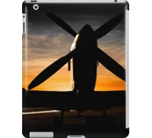 Spitfire Dawn iPad Case/Skin