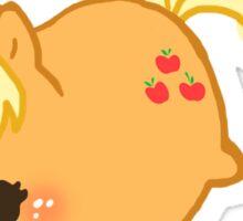 Jellybean MLP- AppleJack Sticker