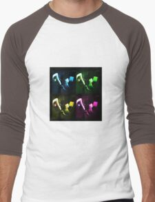 Thinking With Colours Men's Baseball ¾ T-Shirt