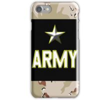 Army  iPhone Case/Skin