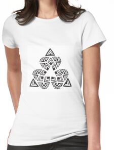 Aztec Womens Fitted T-Shirt