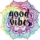Good Vibes - Mandala by amariei