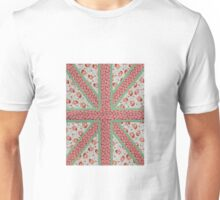 British Kitsch Flag Unisex T-Shirt