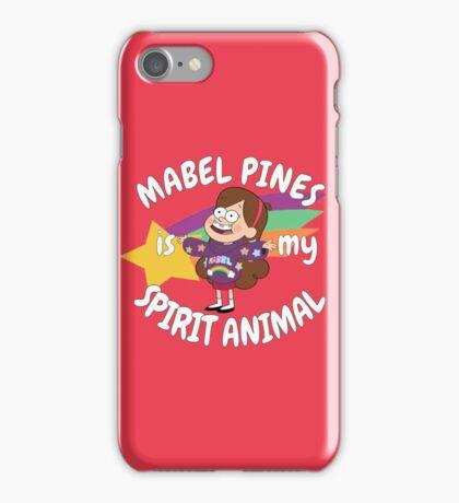 Mabel Pines is my Spirit Animal  iPhone Case/Skin
