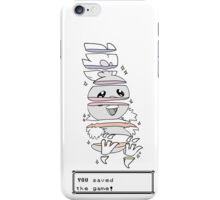 Torchic Successfully Saved Version iPhone Case/Skin