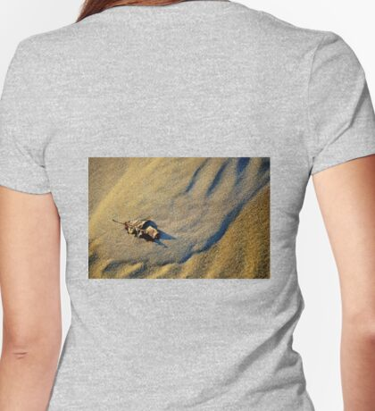 Dune & Leaf Womens Fitted T-Shirt