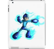 Mega Man Cannon iPad Case/Skin