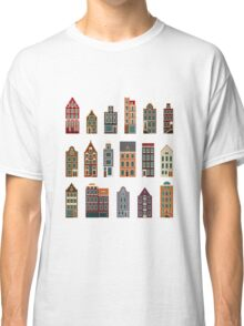 Typical European Houses Classic T-Shirt