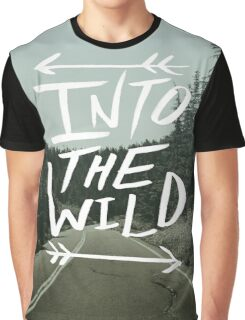 Into the Wild Graphic T-Shirt