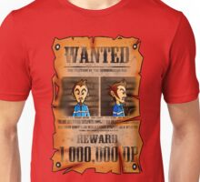 MOTHER 3 Wanted Poster Unisex T-Shirt