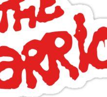 Warriors Sticker
