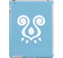 Wind Waker Logo - Blocks iPad Case/Skin