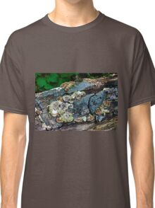 Infected Tree Stump Classic T-Shirt