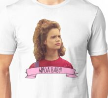 Kimmy Gibbler Whoa Baby Full House Unisex T-Shirt