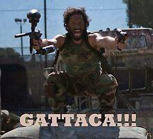 Gattaca Rafi League by Saxivore