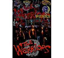 The Warriors!! Photographic Print