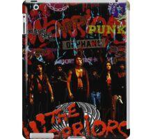 The Warriors!! iPad Case/Skin