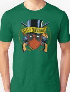 Guns n Chimichangas T-Shirt