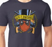 Guns n Chimichangas Unisex T-Shirt
