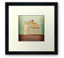 Harvest Sky Framed Print