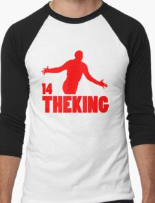 THIERRY HENRY - THE KING Men's Baseball ¾ T-Shirt