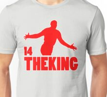 THIERRY HENRY - THE KING Unisex T-Shirt