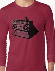 PYRAMID BLASTER Long Sleeve T-Shirt