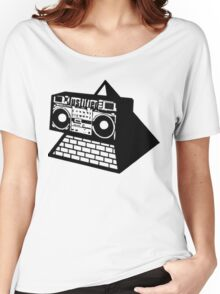 PYRAMID BLASTER Women's Relaxed Fit T-Shirt