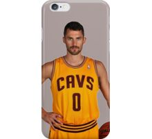 Kevin Love NBA Cleveland Cavaliers Cavs iPhone Case/Skin