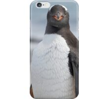 "Gentoo Penguin ~ ""The Gentleman"" iPhone Case/Skin"