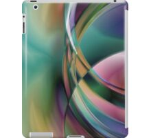 Abstract Digital Art :: Ink Stains iPad Case/Skin
