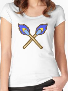 A Perfect Match Women's Fitted Scoop T-Shirt