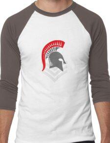 Sgt Spartan Men's Baseball ¾ T-Shirt